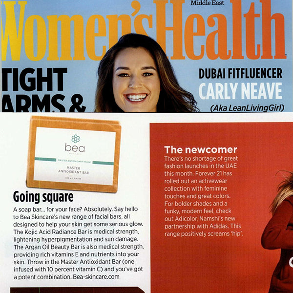 Women's Health Magazine (ME) - 1 March 2018