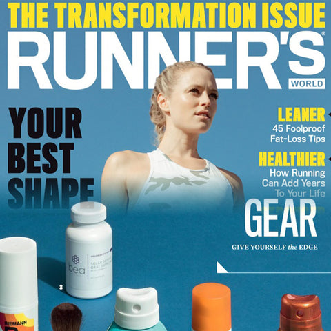 Runner's World Magazine  - July 2018