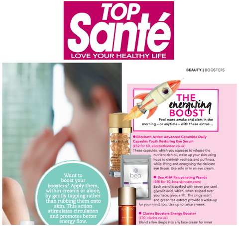 Top Sante Magazine - October 2017