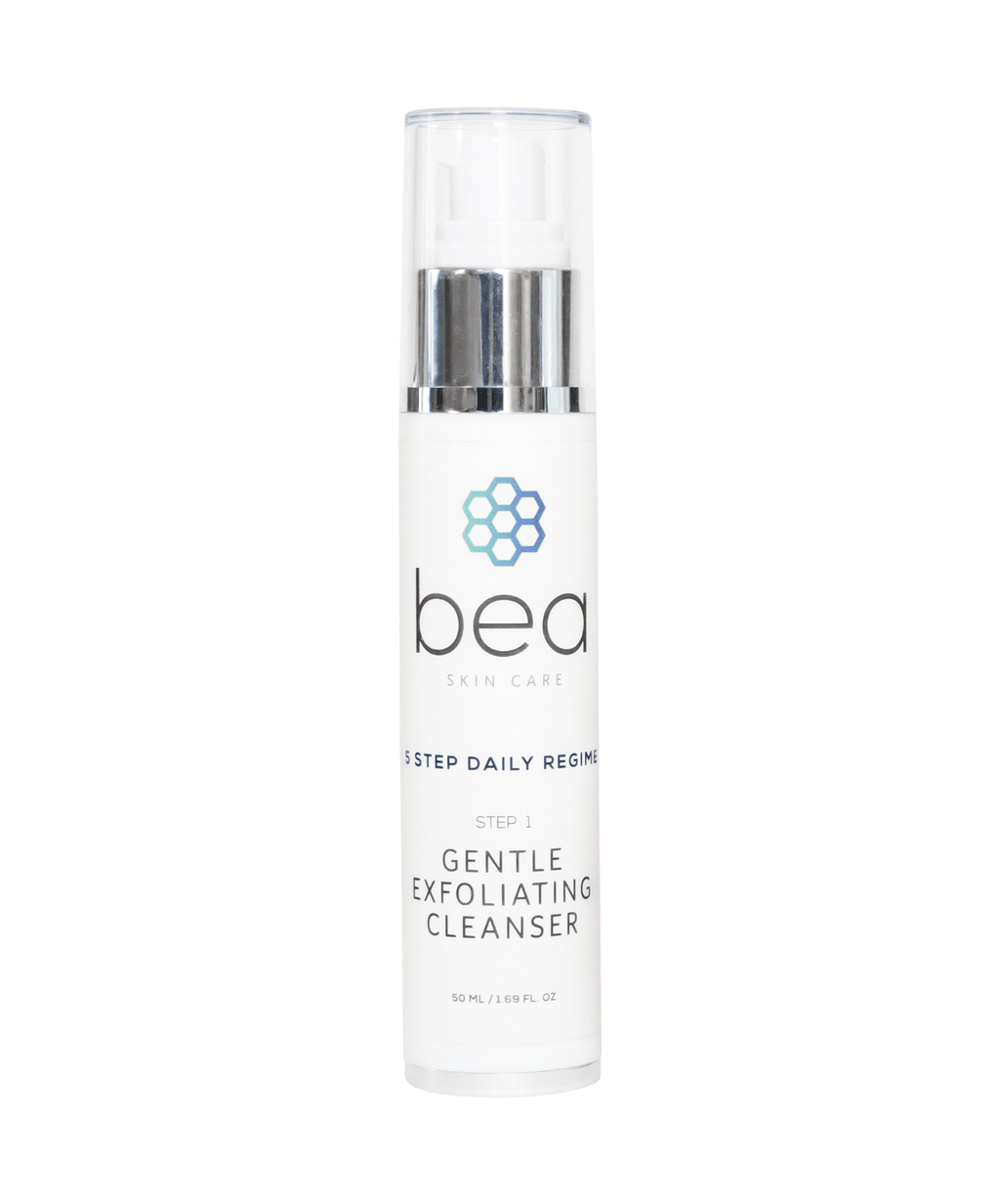 Step 1: Gentle Exfoliating Cleanser - 50 ml Cleanser bea Skin Care