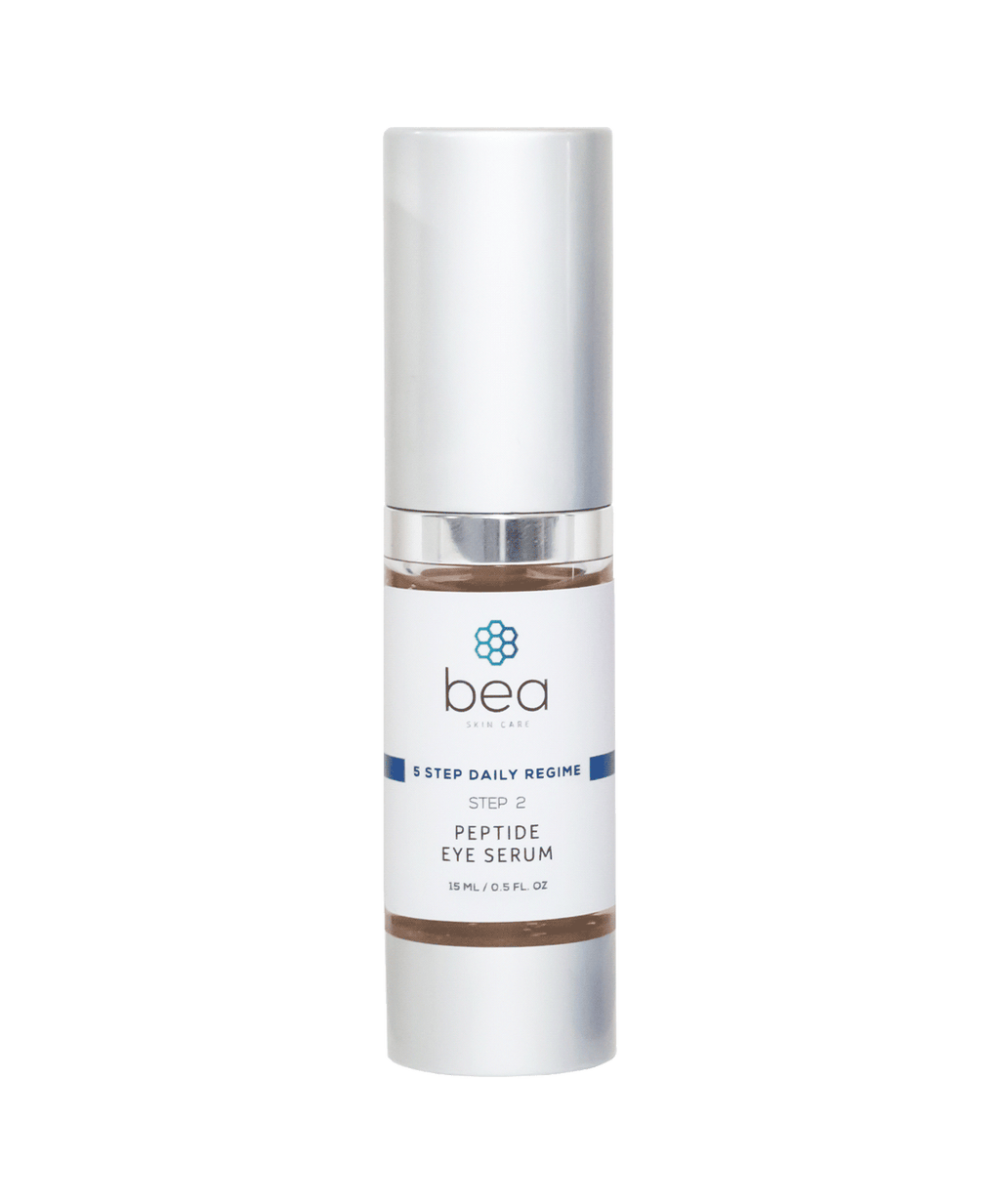 Step 2: Peptide Eye Serum - 15 ml Eye Serum bea Skin Care