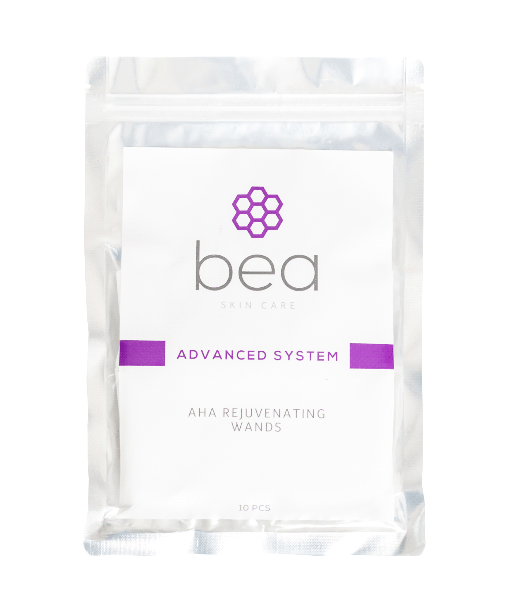 AHA Rejuvenating Wands - Pack of 10 Facial Peel bea Skin Care