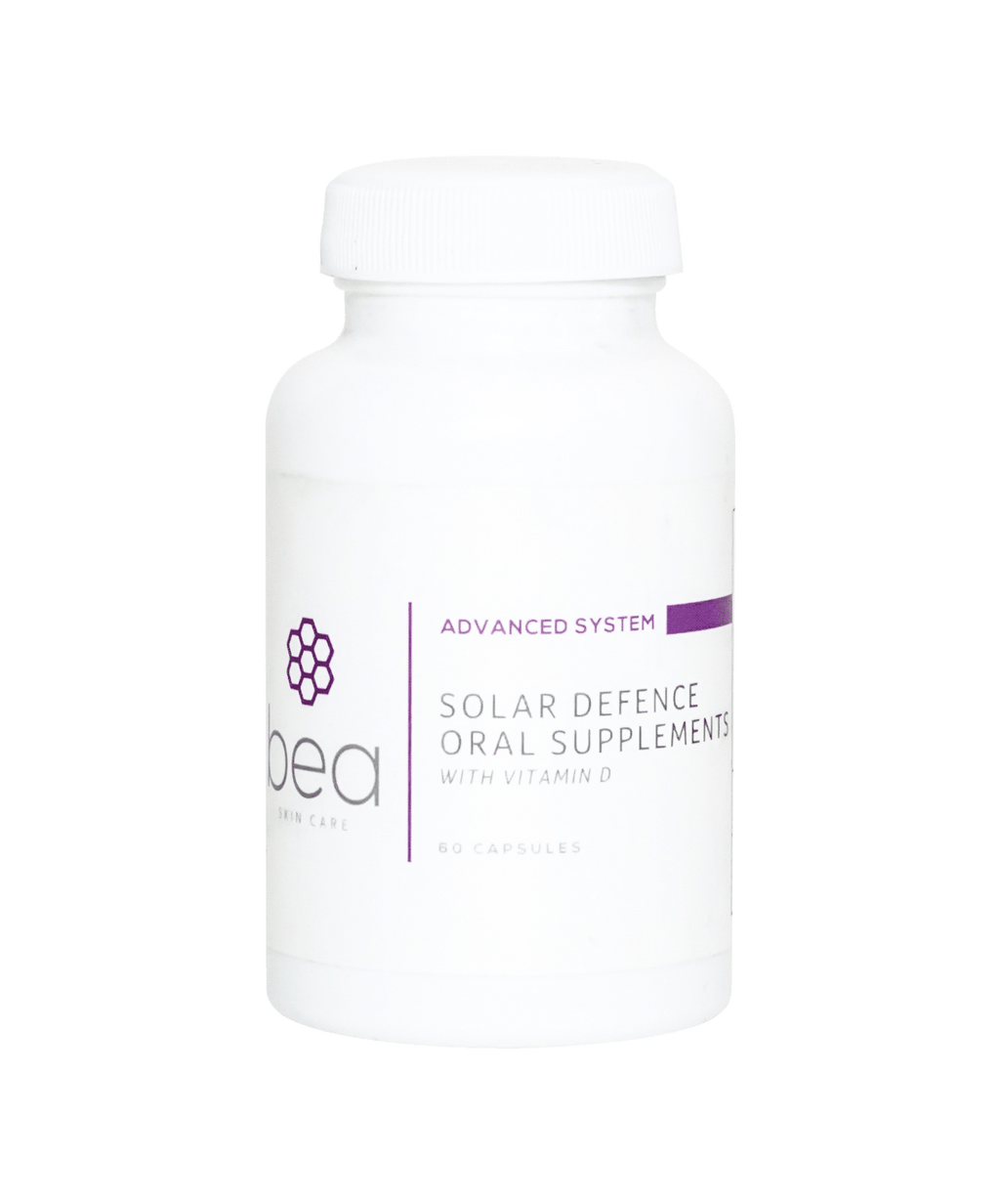Solar Defence Oral Supplements - 60 Capsules Oral Caps bea Skin Care
