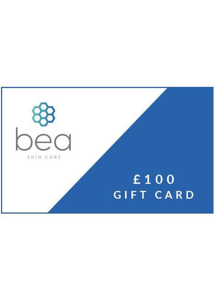 £100 bea Skin Care Gift Card Gift Card bea Skin Care