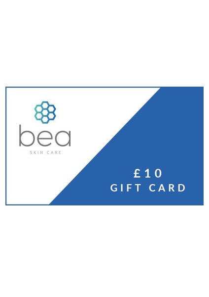 £10 bea Skin Care Gift Card Gift Card bea Skin Care