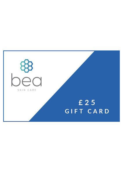 £25 bea Skin Care Gift Card Gift Card bea Skin Care
