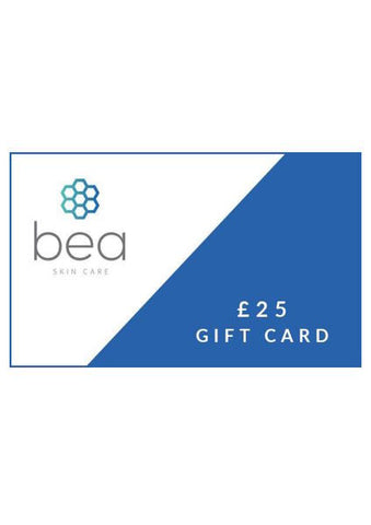 £50 bea Skin Care Gift Card