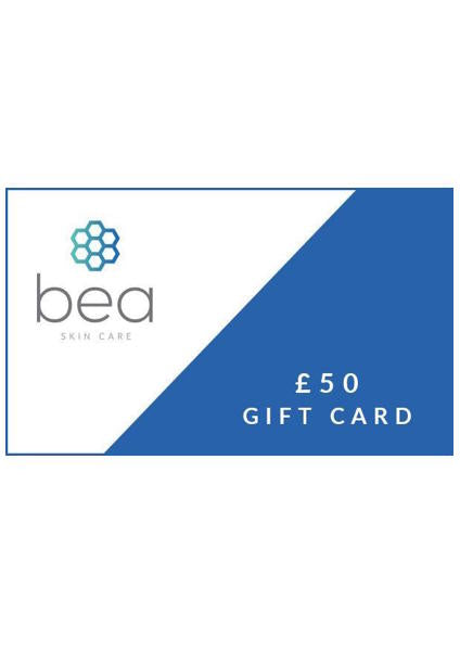 £50 bea Skin Care Gift Card Gift Card bea Skin Care