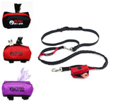 Dog Poop Bag Holder Dispenser -  Fits Any Dog Leash