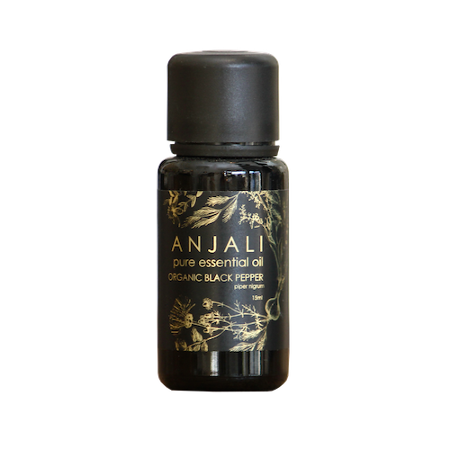 Anjali Essential Oil - Organic Black Pepper