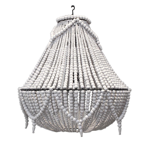Beaded Chandelier II - Extra Large
