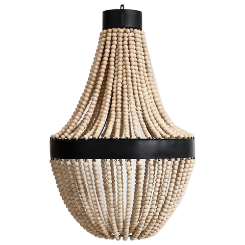 Classic Beaded Chandelier
