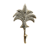 Brass Palm Tree Hook