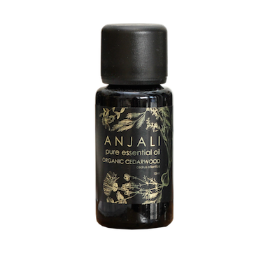 Anjali Essential Oil - Cedarwood Atlas Organic