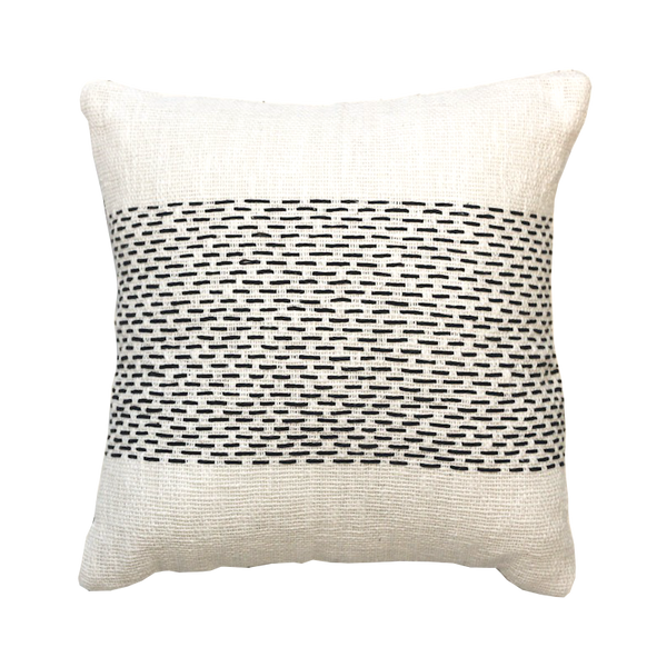 Dewi Cushion - White