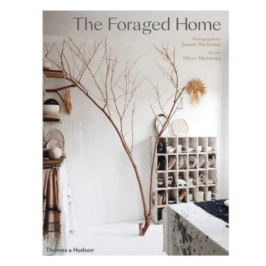 The Foraged Home Coffee Table Book