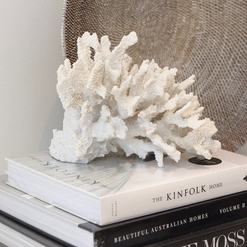 Resin Coral Sculpture