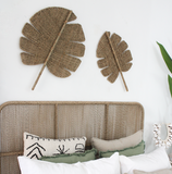 Seagrass Palm Wall Hanging