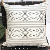 Empire Cushion - White