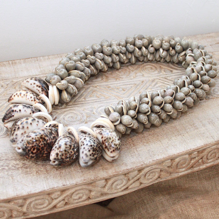 Kahala Shell Necklace