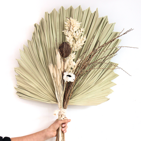 Dried Floral Arrangment I