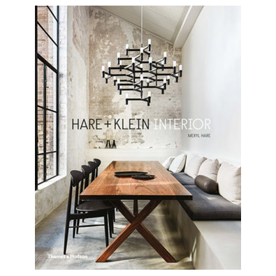 Hare + Klein Interior Coffee Table Book