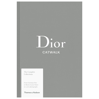 Dior Catwalk Coffee Table Book