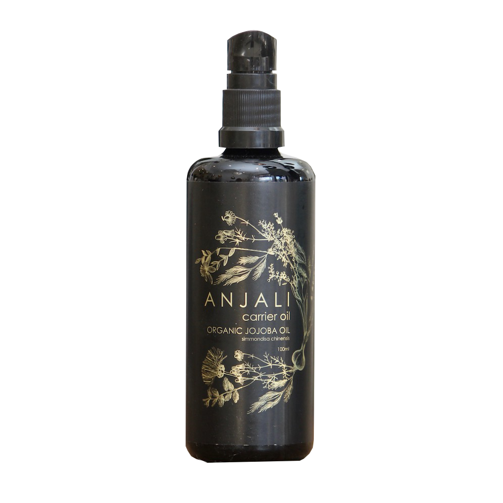 Anjali Carrier Oil - Organic Jojoba Oil
