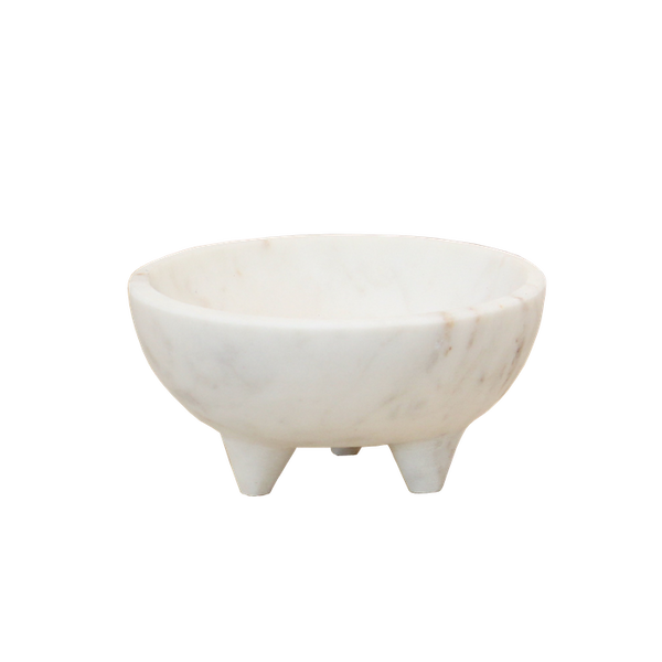 Round Marble Bowl