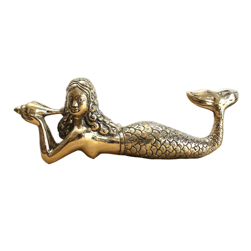 Brass Mermaid