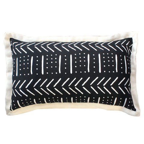 Nala Cushion - Black