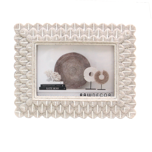 Sandstone Photo Frame