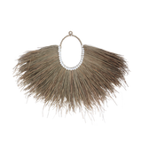 Seagrass Shell Wall Hanging