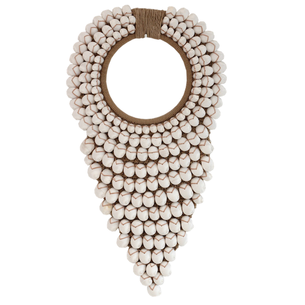 Shell Neckpiece - Large