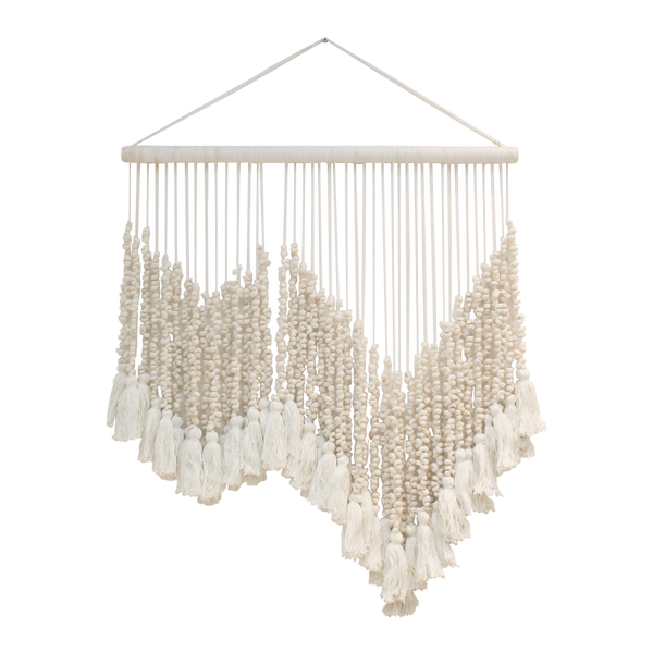 Shell Tier Wall Hanging