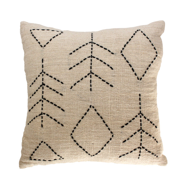 Tuma Cushion - Natural