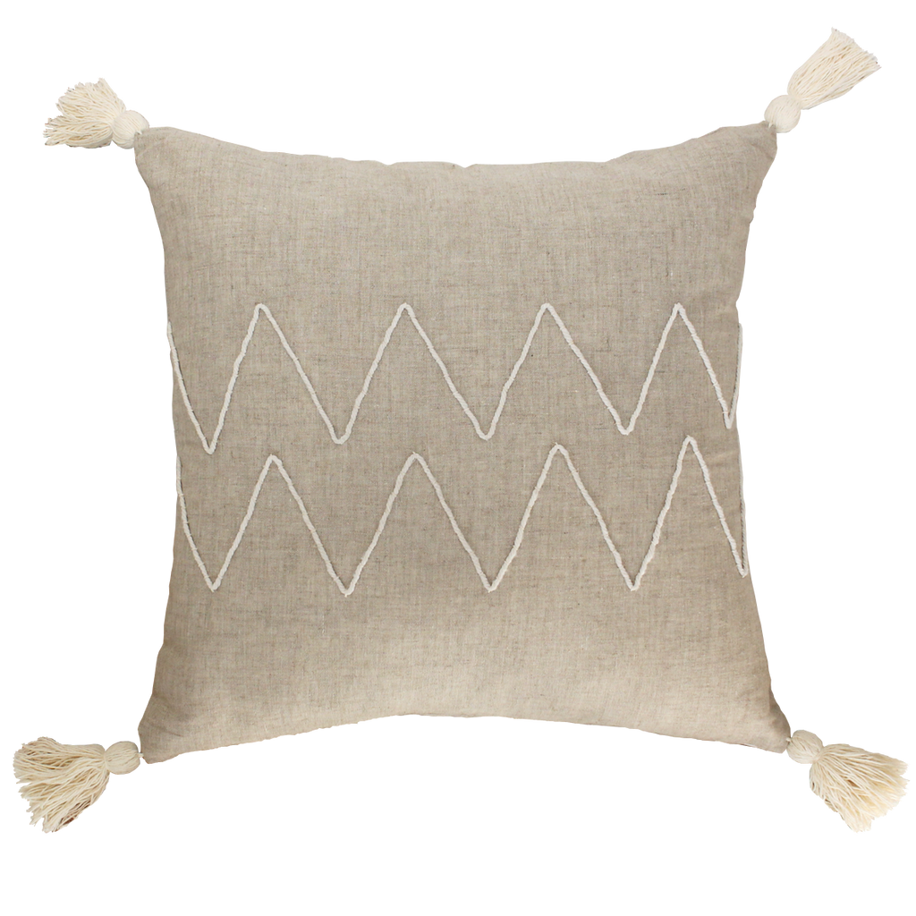 Lumi Linen Cushion