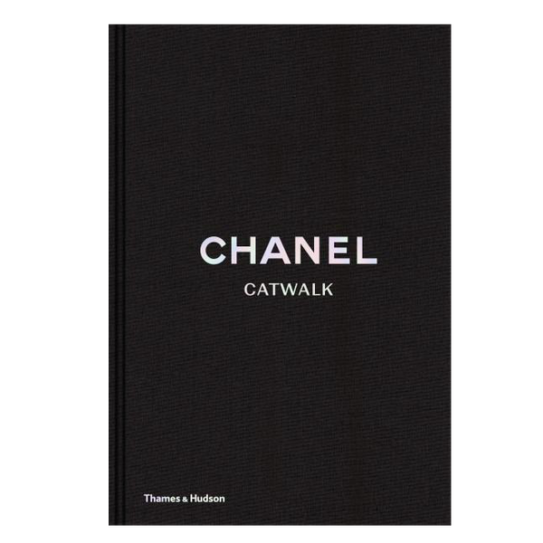 Chanel Catwalk Coffee Table Book