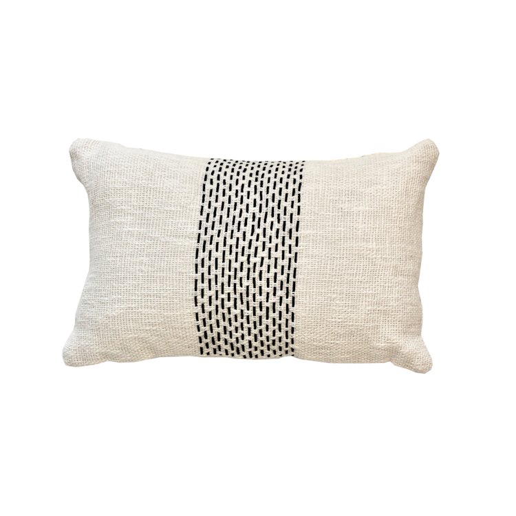 Dewi Cushion II - White