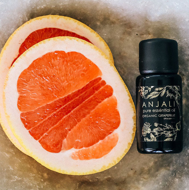 Anjali Essential Oils - Grapefruit