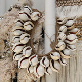 Cowrie Shell Collar