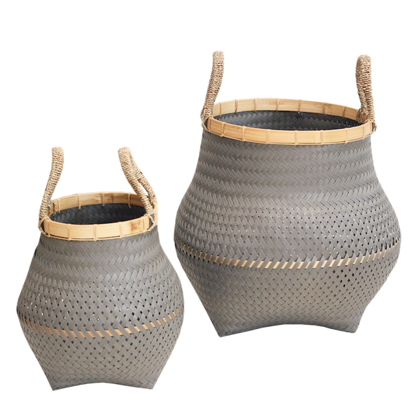 Nadora Baskets - Grey