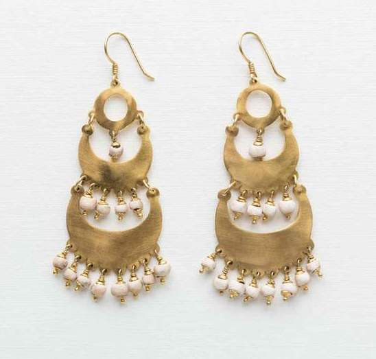 Klaylife Shaka Earrings