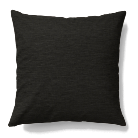 Teta Linen Cushion - Black