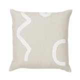 Sunday Cushion - White