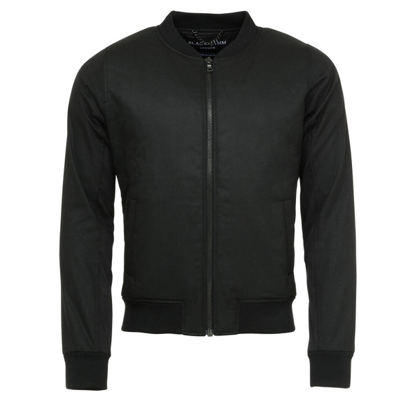 Bomber jacket Men's - Dante - Black Jamm
