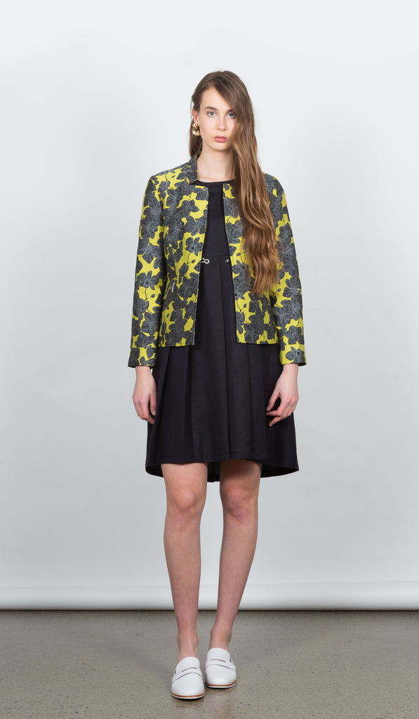 Deryn Schmidt Adventure Jacket with Rejuvenate Dress