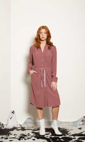 Happiness Dress - Viscose Crepe