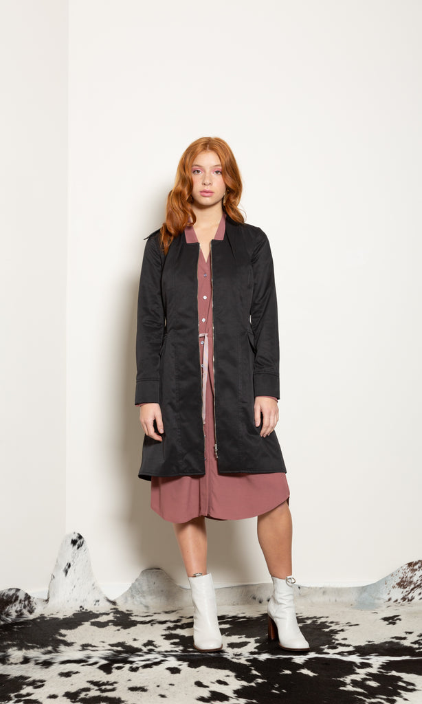 Prevailing Wind Trench Coat - Trenchie