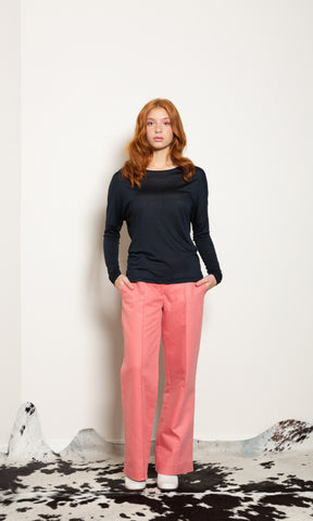 Focus Top - Viscose Crepe